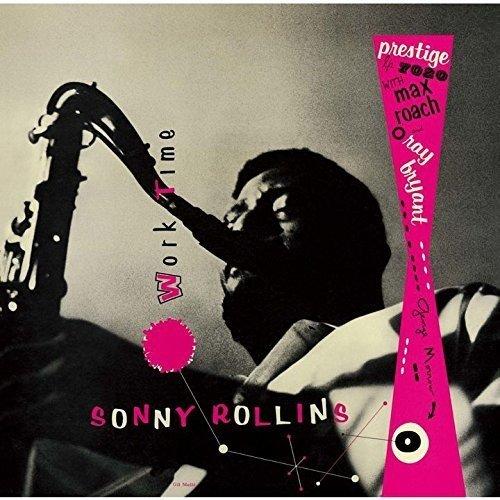 Worktime (Shm-Cd) (Reissue) Sonny Rollins CD