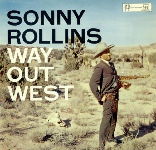 Way Out West (Shm-Cd) (Reissue) Sonny Rollins CD