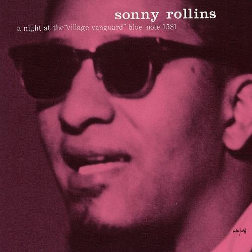 A Night At The Village Vanguard (Uhqcd/Mqa-Cd) (Reissue) (Ltd.) Sonny Rollins CD