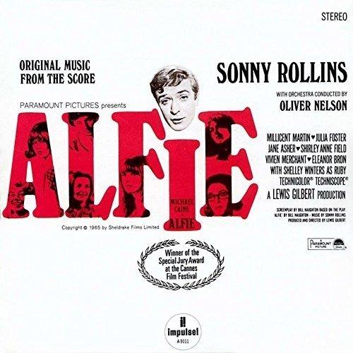 Alfie (Shm-Cd) (Reissue) Sonny Rollins CD