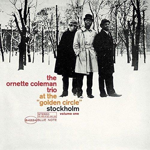 At The 'Golden Circle' Stockholm Vol. 1 (+Bonus) (Shm-Cd) (Reissue) Ornette Coleman CD