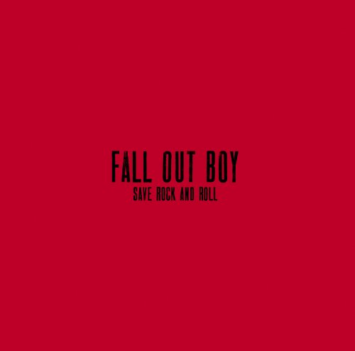 Save Rock And Roll (Regular) Fall Out Boy CD