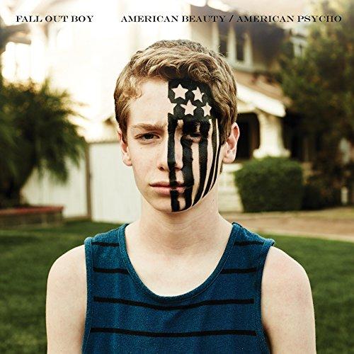 AMERICAN BEAUTY/AMERICAN PSYCHO(regular) FALL OUT BOY CD