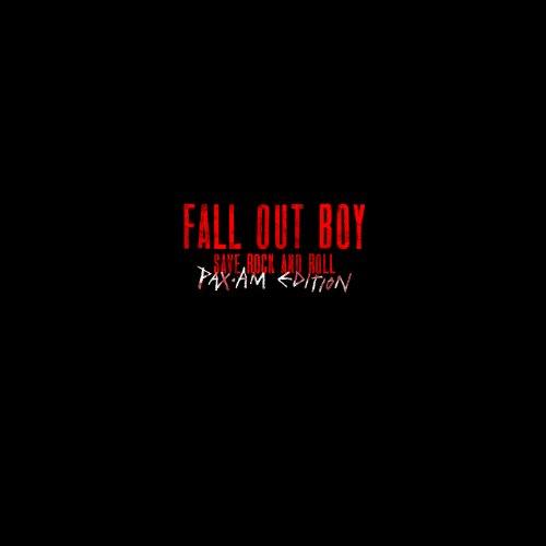 SAVE ROCK AND ROLL -PAX AM EDITION- +bonus(2CD)(ltd.) FALL OUT BOY CD