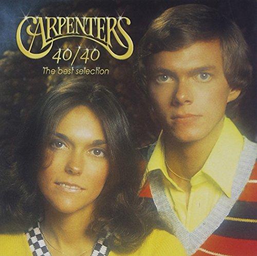 CARPENTERS 40/40 BEST SELECTION(2SHM regular ed.) CARPENTERS, THE CD