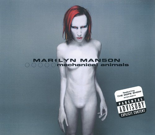 MACHANICAL ANIMALS(SHM)(remaster)(reissue) MARILYN MANSON CD