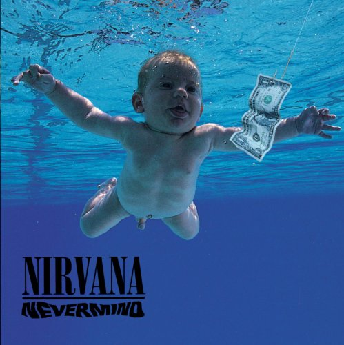 NEVERMIND(SHM)(remaster)(reissue) NIRVANA CD