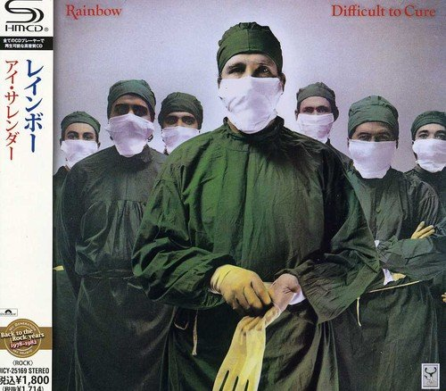Difficult To Cure (Shm) Rainbow CD