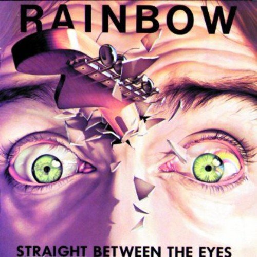 Straight Between The Eyes (Shm) Rainbow CD