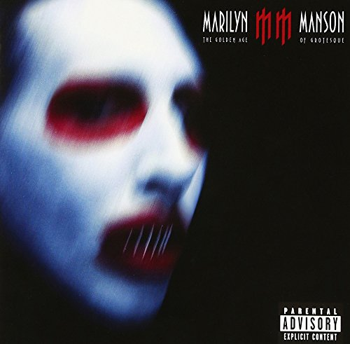 THE GOLDEN AGE OF GROTESQUE +bonus(SHM-CD) MARILYN MANSON CD