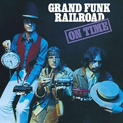On Time (+Bonus) (Shm-Cd) (Remaster) Grand Funk Railroad CD
