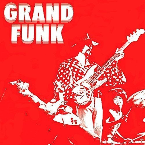 Grand Funk (+Bonus) (Shm-Cd) (Remaster) Grand Funk Railroad CD