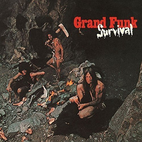 Survival (Shm-Cd) (+Bonus) (Reissue) Grand Funk Railroad CD