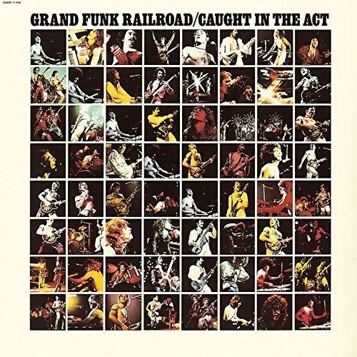 Caught In The Act (Shm-Cd) (Reissue) Grand Funk Railroad CD
