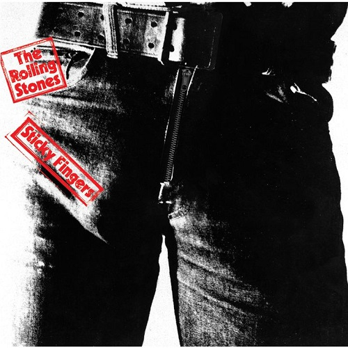 Sticky Fingers (Uhqcd/Mqa-Cd) (Reissue) (Ltd.) Rolling Stones, The CD