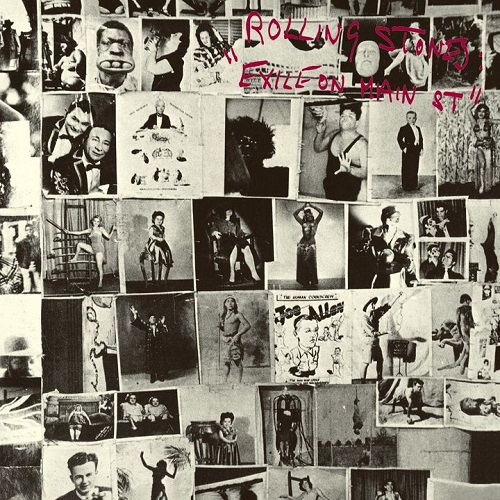Exile On Main St. (Uhqcd/Mqa-Cd) (Reissue) (Ltd.) Rolling Stones, The CD
