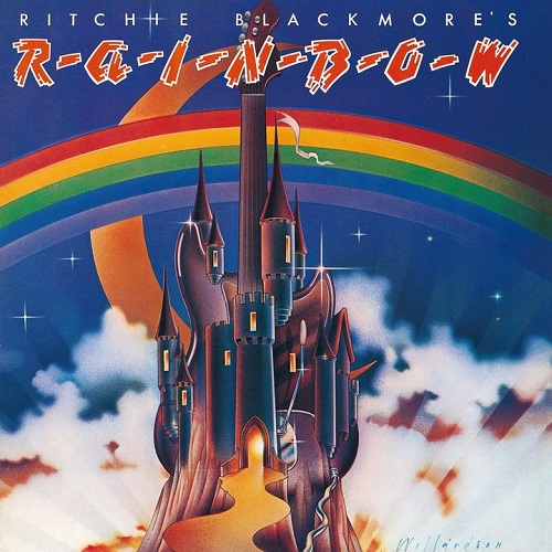 Richie Blackmore'S Rainbow (Uhqcd/Mqa-Cd) (Reissue) (Ltd.) Rainbow CD
