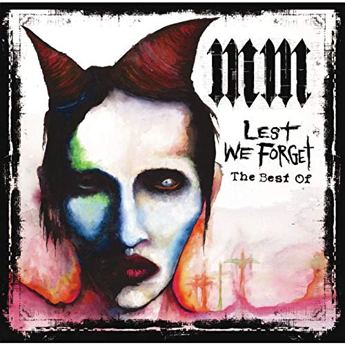 LEST WE FORGET(+bonus)(reissue)(ltd.) MARILYN MANSON CD
