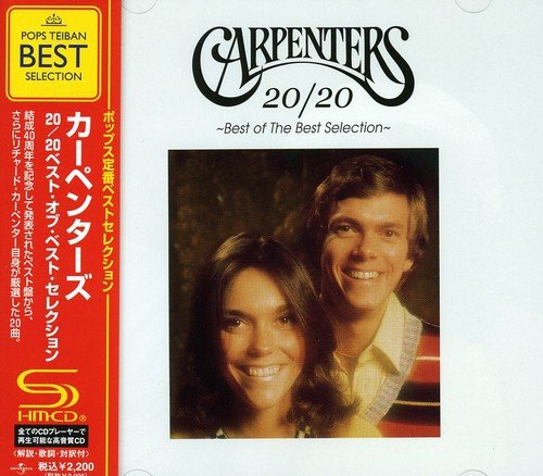 Carpenters Best Selection (Shm) (Remaster) (Reissue) Carpenters, The CD