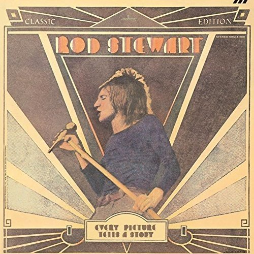 Rod Stewart - Every Picture Tells A Story (Shm-Sacd) (Reissue) - Japanese  SACD - Music   musicjapanet