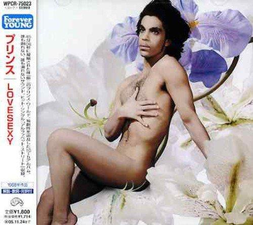 LOVESEXY(reissue) PRINCE CD